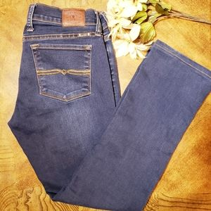 Lucky Brand jeans 4/27 Longs Charlie Straight